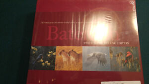 Robert Bateman 2 Volume Limited Edition