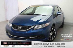 2013 Honda CIVIC LX *SIÈGES CHAUFFANTS*