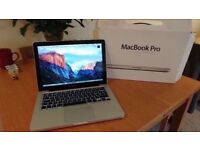 MacBook Pro 13 i5@ 2.3ghz 4Gb Ram 500GB HDD Adobe Suite, Office, Waves
