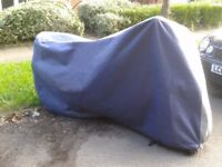 Quality Motorbike cover by Specialised