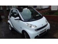 Smart Fortwo coupe 2009 auto diesel sunroof