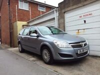 Vauxhall Asta 1.3cdti, ecoflex, 6speed, exelent condition