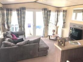 HIGH END STATIC CARAVAN FOR SALE , CHOOSE YOUR PITCH , 12 MONTH HOLIDAY PARK