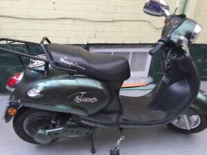 Motorino XPr Super Commuter,no driver license need !