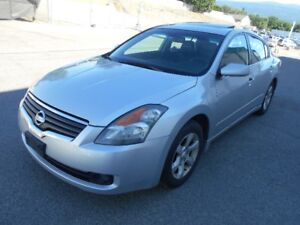 2008 Nissan Altima 2.5 SL Auto HWY KMS Great Condition