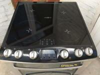 Zanussi Cooker with Induction Hob