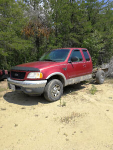 2001 Ford F-250 Other