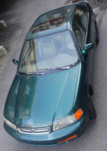 2000 Acura EL for sale AS IS - nice car in need of work