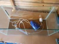 Small fish tank / breeding Tank