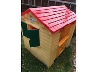 Little tyke playhouse