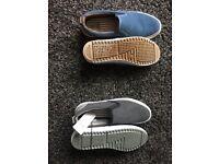 Men's Slip on shoes size 11