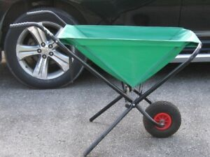 UNUSUAL WHEEL BARREL
