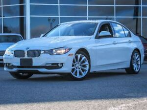 2013 BMW 320I xDrive|Auto Stop-Start|Heated Leather Interior
