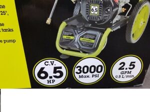 3000-PSI Cold Water Gas Pressure Washer New in a box