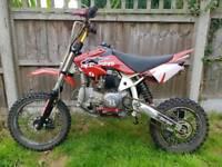 Stomp 140 Pit Bike YX Pitbike