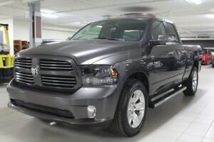 2015 Dodge Ram 1500 SPORT 4X4 *SIEGES+VOLLANT CHAFFANT/CAMERA RE