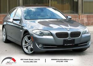 2013 BMW 5 Series 535i xDrive | Navigation | Backup Camera | Sun