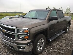 2014 Chevrolet true north edition silverado Z71