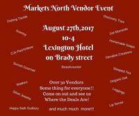 Markets North Vendor Event