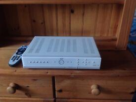 Amstrad sky plus box