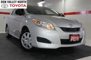 2014 Toyota Matrix CONVENIENCE PKG Btooth Pwr Wndws Mirrs Locks