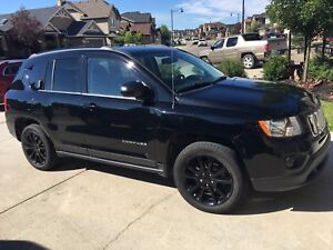 Jeep Compass 2012 Low KM 4x4