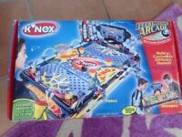 Knex pinball game complete boxed