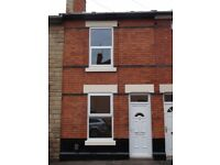 Two Bedroom House to Rent in Derby City Centre Newly Modernised 495pcm