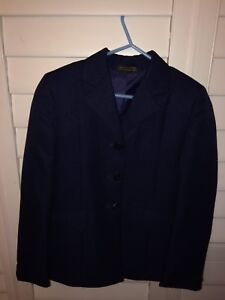 Boys Equestrian Horse Show Suit Jacket Small
