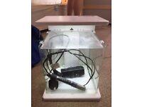 12 litre fish tank