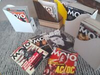 (Approx 50) OLD MOJO MAGAZINES