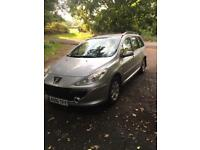2006 Peugeot 307 Estate 1.6 petrol