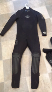 Bare wetsuit and accessories