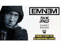 Eminem ticket