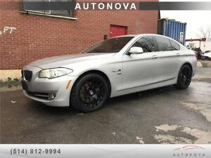 ***2011 BMW 535I XDRIVE***AWD/AUTO/SUNROOF/LETHER/514-812-8505