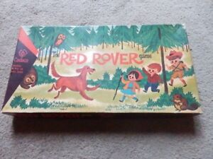 VINTAGE 1963 BOARD GAME