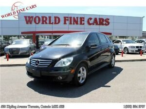 2007 Mercedes-Benz B200 71692 KM Manual Transmission Certified!