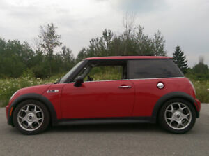 2003 MINI Cooper S Hatchback - NEW PRICE