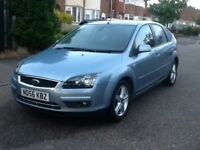 2006 Ford Focus titanium moted hpi clear BARGAIN!!!!