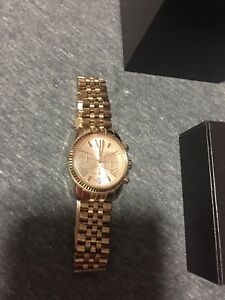 Michael kors rose gold watch  style 5569