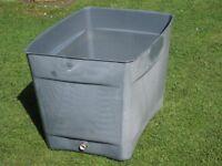 FREE Plastic Cold Water Storage Tank