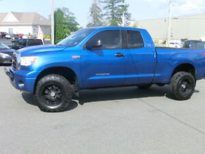 "2008 Toyota Tundra SR5 4x4 Pickup New 35"" tires 3"" Lift kit 144k"