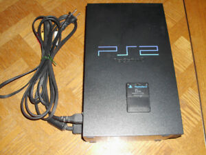SONY PLAYSTATION 2....WITH GAMES