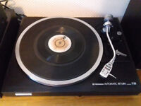 Pioneer PL-514X Turntable Belt drive semi-automatic Record player