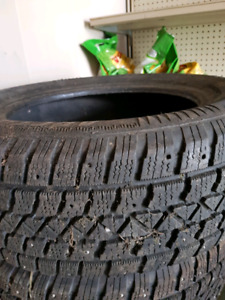 205/60R16 winter tires