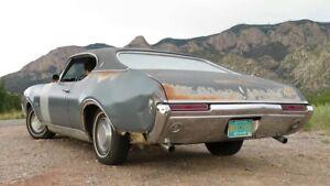 Wanted 1968 cutlass parts