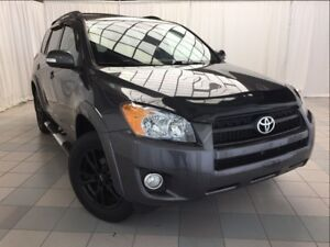 2012 Toyota RAV4 Sport Package: 1 Owner, Fully Serviced.