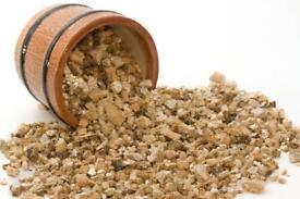 Vermiculite for sale £2.50 per bag!