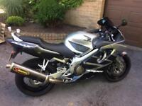 Honda CBR600F 2006 4800 miles CBR600