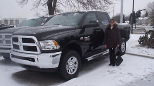 2015 Dodge Power Ram 2500 Pickup Truck